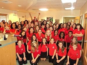 Davies Middle School Choir