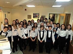 Belhaven Middle School Choir