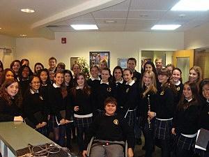 Holy Spirit High School Choir