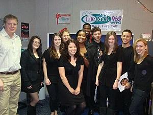 Charter Tech High School Choir