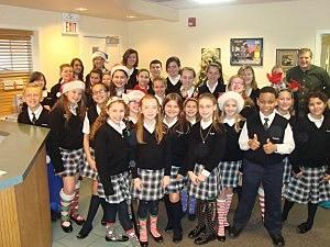 Assumption Regional School Choir