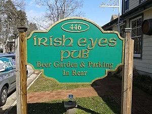 Irish Eyes Pub, Egg Harbor City