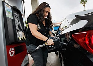 Rising Gasoline Prices Push Consumer Prices Higher In February