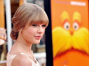 "Taylor swift Dr. Seuss' The Lorax"" - Red Carpet"