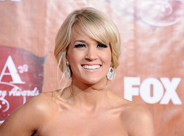Carrie Underwood at 2011 American Country Awards
