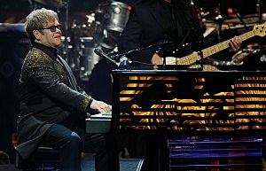 Elton in Vegas
