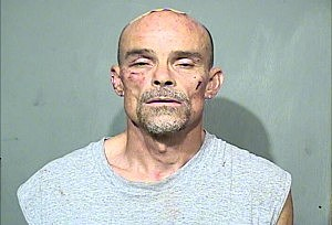 Accused Bank Robber Johnnie O. Miller, Jr.