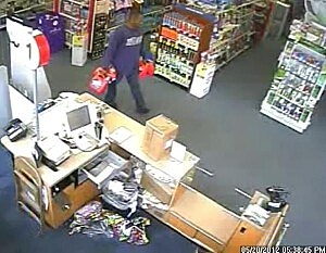 Margate detergent thief