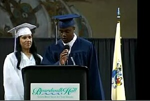 Atlantic City High graduation