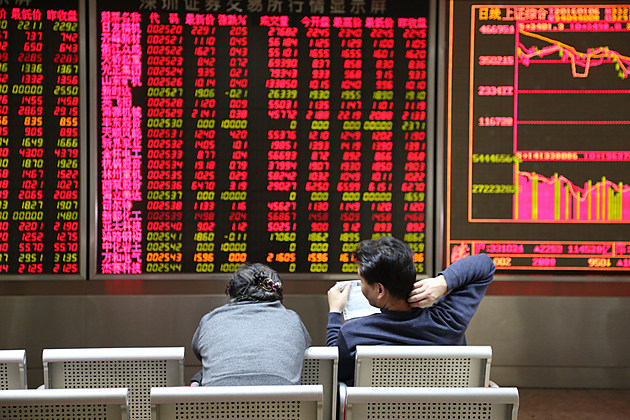 Shanghai Composite Index Rebounds On Wednesday