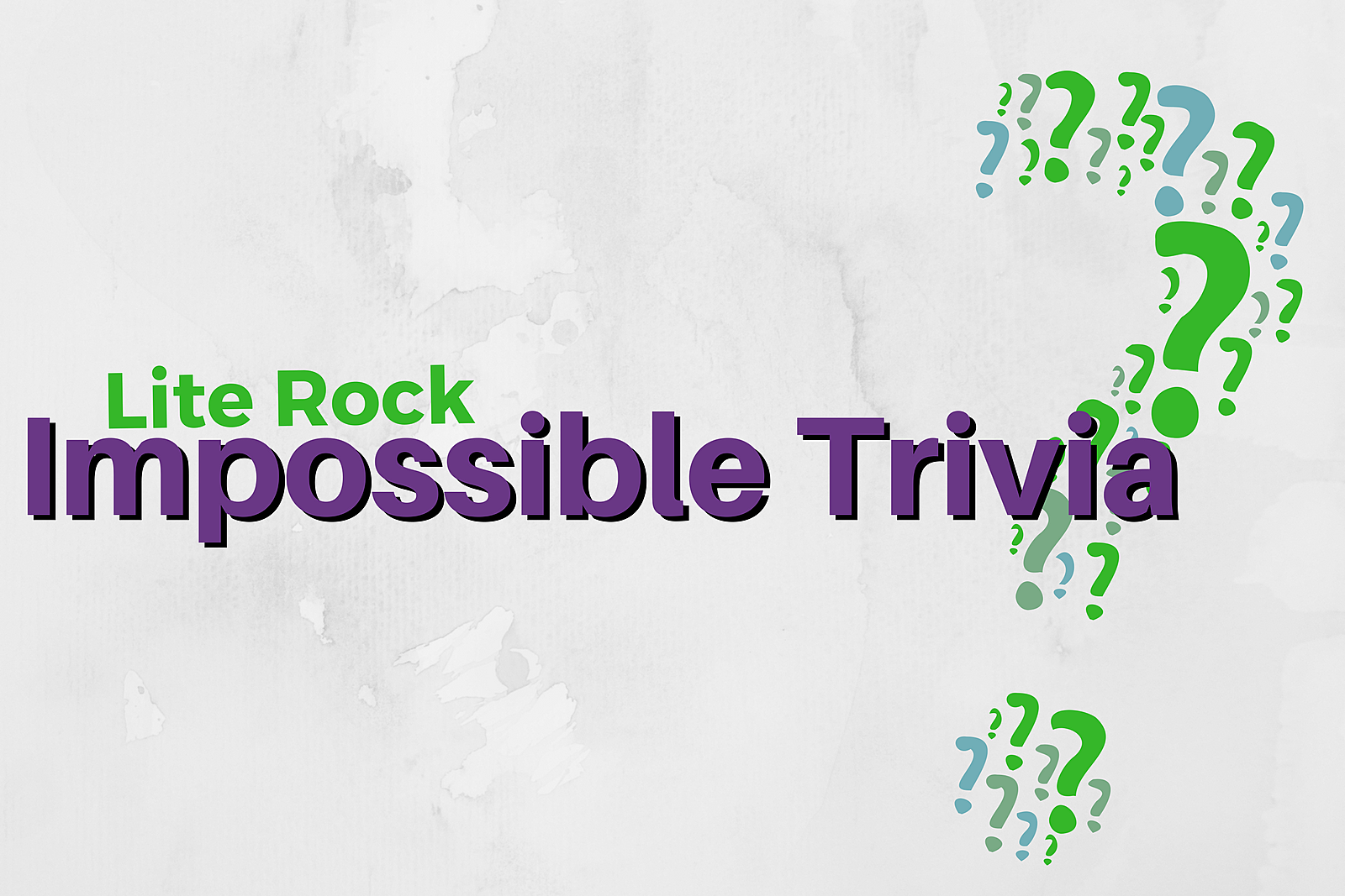 Impossible Trivia Answers
