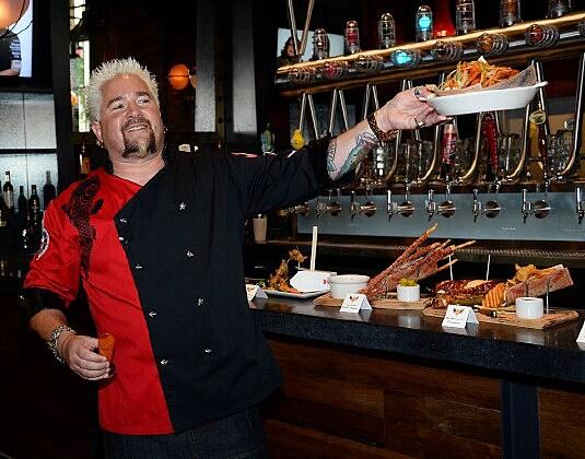 Atlantic city celebrity chef restaurants