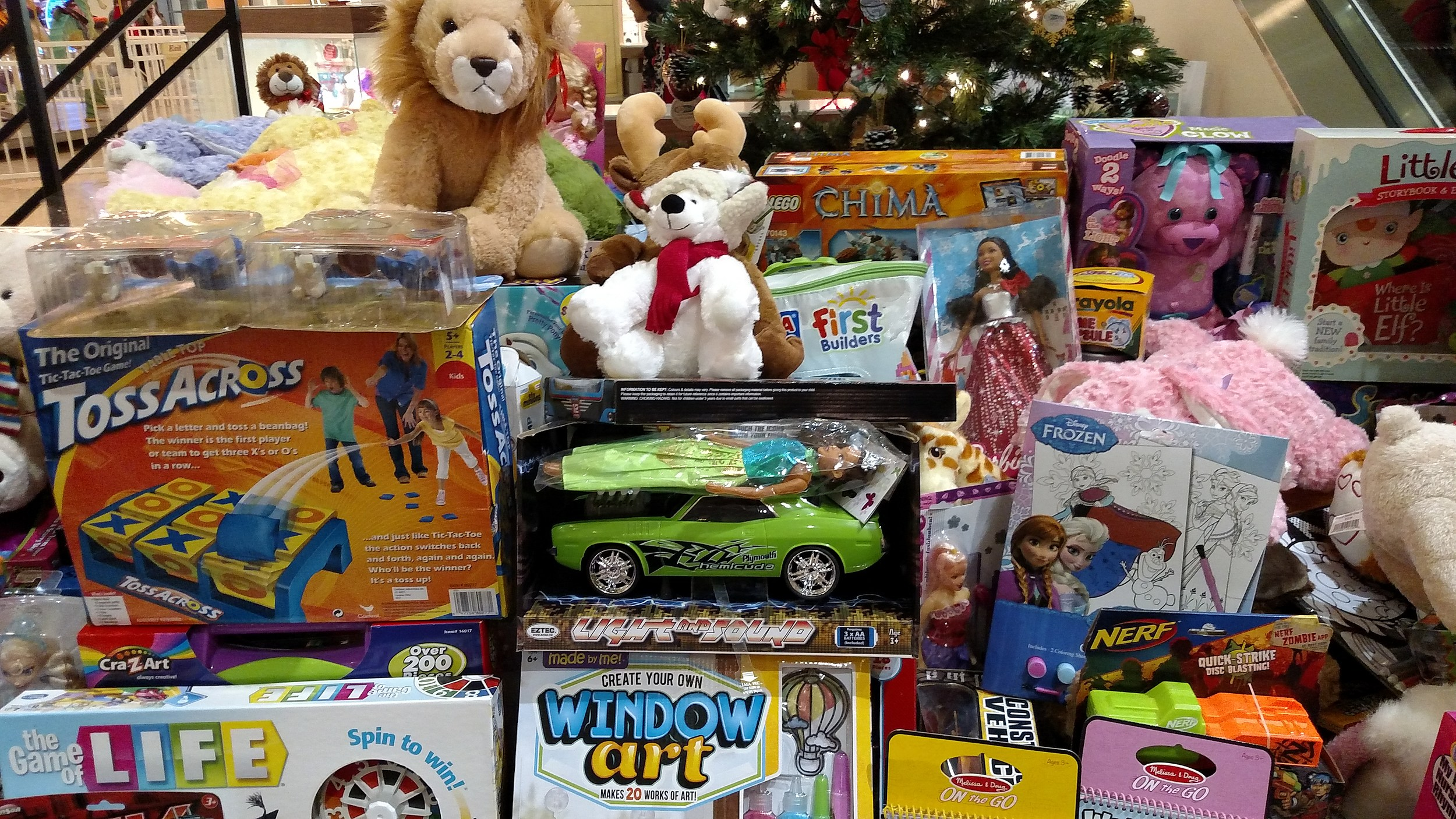 Las Vegas Toys For Tots : Toys for tots concert las vegas wow