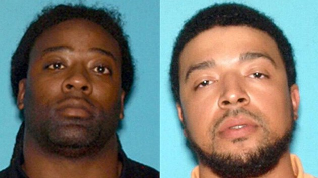 Jimmy Mays, fornally of EHT; Lavelle Davis of Galloway/Essex Co. Prosecutors office