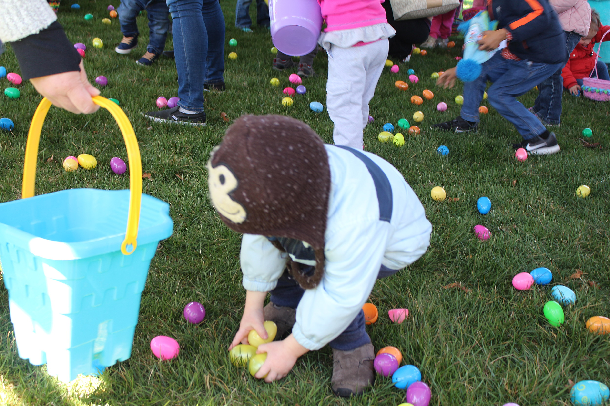 Heres Where Kids Can Hunt For Easter Eggs In South Jersey